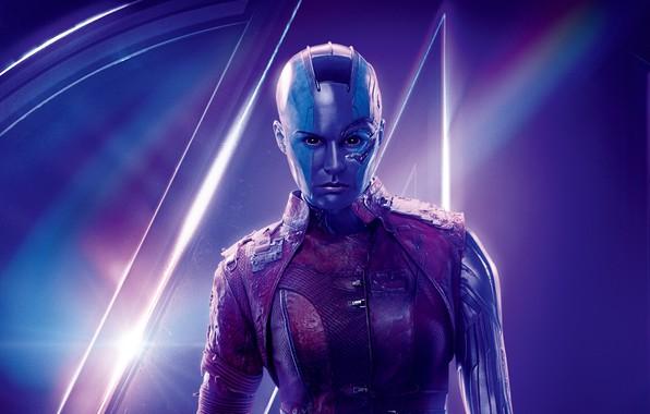 Picture Scarlett Johansson, Infinity, Vision, Hulk, Nebula, Iron Man, War, Falcon, 2018, Captain America, Vin Diesel, …
