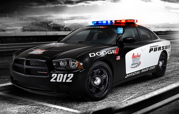 Picture auto, Dodge, 2012, Charger, US police