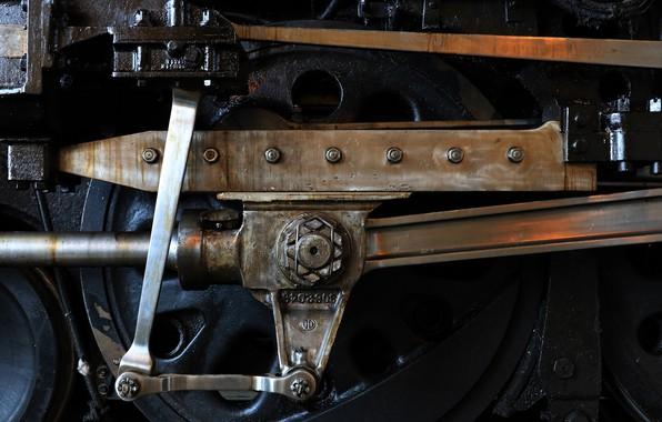 Picture background, mechanism, wheel