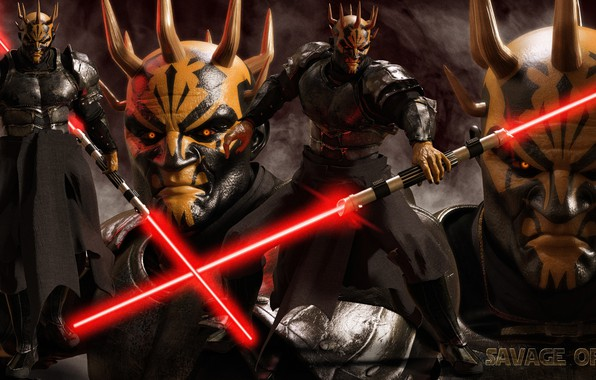 Picture Star Wars, armor, sith, Savage Opress