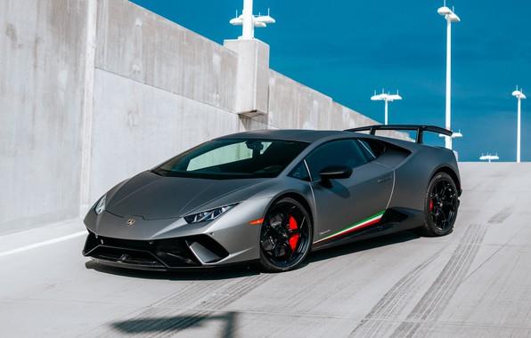 Picture Lamborghini, Performante, Huracan, 2017