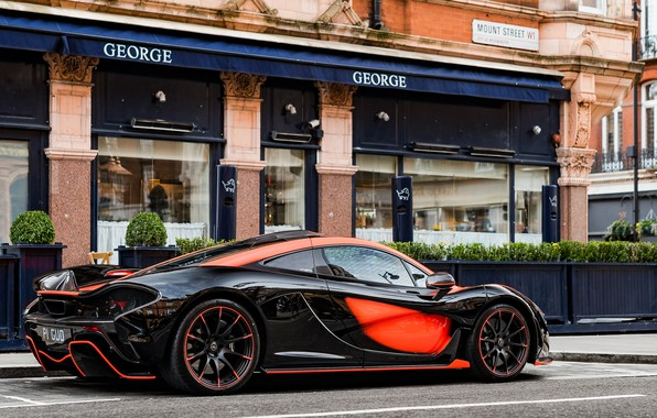Picture hypercar, McLaren P1, MSO, McLaren P1 MSO