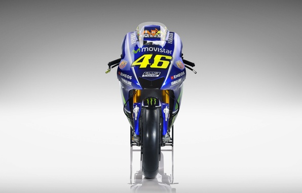 Photo Wallpaper Yamaha Blue Scorpion Monster Energy Michelin Moto GP