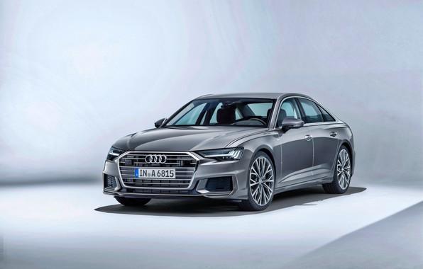 Photo wallpaper Audi, Audi, sedan, background, quattro, backgound