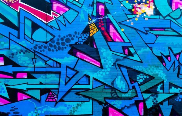 Picture wall, graffiti, figure, graphics, color, bomb, pyramid, wall, bricks, Ryder, graffiti, bricks, Colour, rider, drawing, …