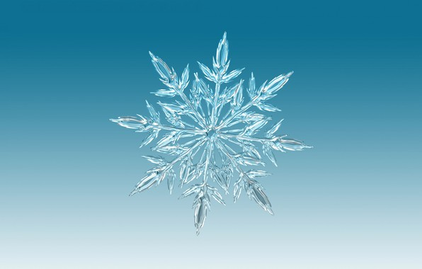 Picture ice, winter, pattern, snowflake, symmetry