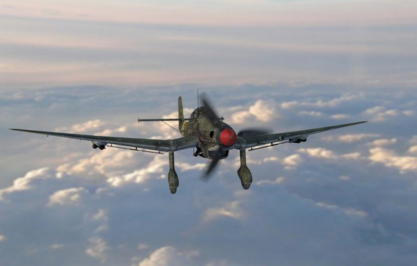 Picture the plane, attack, render, military, render, plane, Junkers, Aircraft of the Second world war, ju …