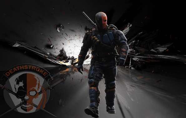 Picture Arrow, DC Comics, Deathstroke