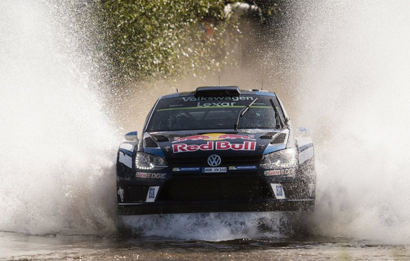Picture Volkswagen, Squirt, WRC, Rally, Polo