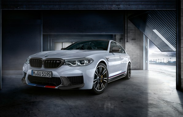 Picture 2018, BMW M5, M Performance
