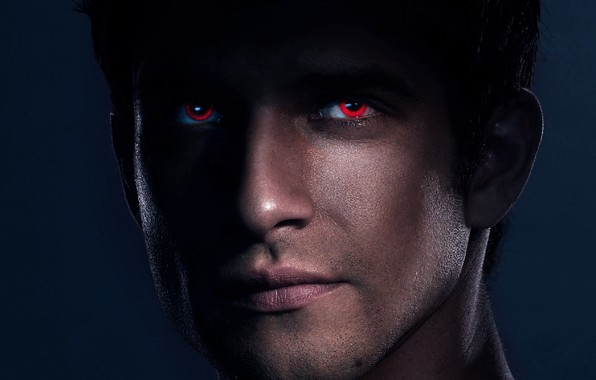 Picture eyes, look, actor, man, MTV, face, the cub, Tyler Posey, teen wolf