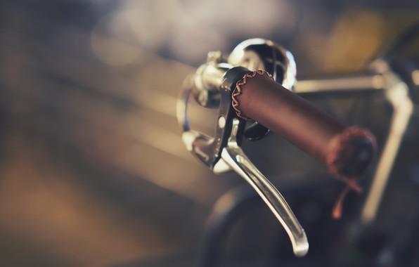 Photo wallpaper bike, background, the wheel