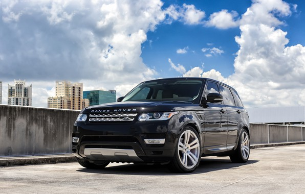 Picture Range Rover, Sport, Wheels, Land rover, Forgiato