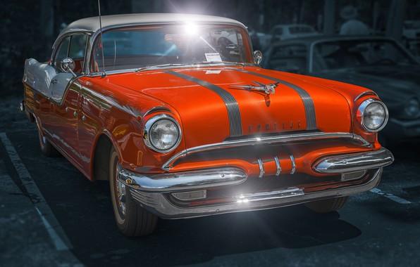 Picture Pontiac, 1955, Star Chief