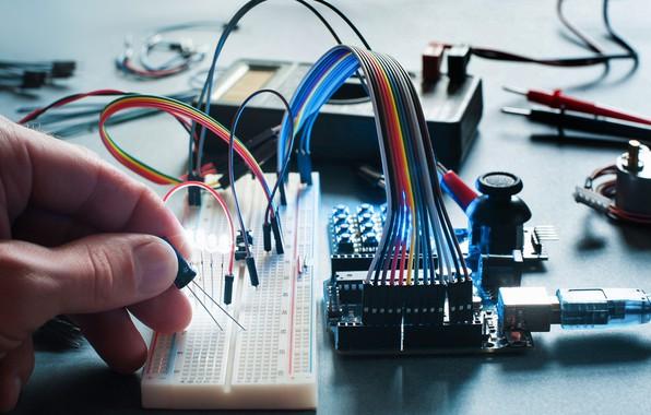 Wallpaper engineer, technician, electronics, components images for desktop, section hi-tech