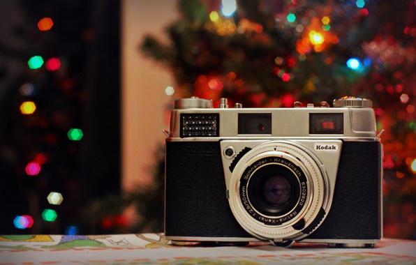 Picture macro, background, the camera, Kodak