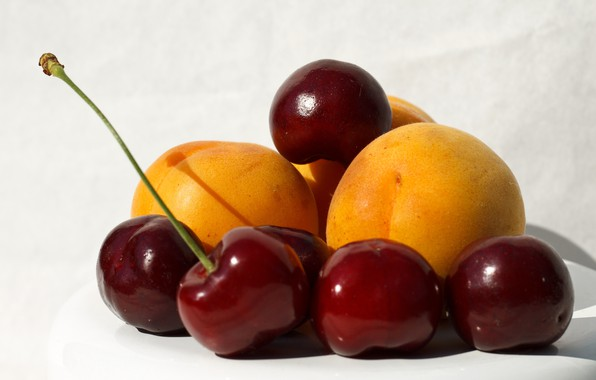 Picture Fruit, Cherry, Fruit