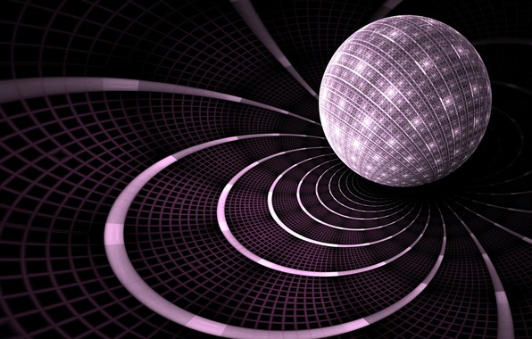 Picture Pattern, Ball, Background, Abstraction
