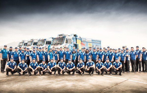 """Picture Team, Truck, Master, Russia, Kamaz, Rally, Dakar, KAMAZ-master, Dakar, Rally, KAMAZ, Master, """"KAMAZ-master"""", Sports team …"""