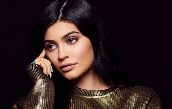 Picture look, girl, photo, model, makeup, Kylie Jenner