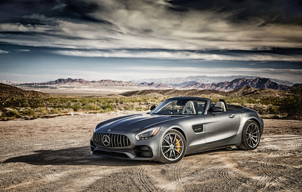 Picture Roadster, Mercedes, Roadster, Mercedes, AMG, GT-Class, R190