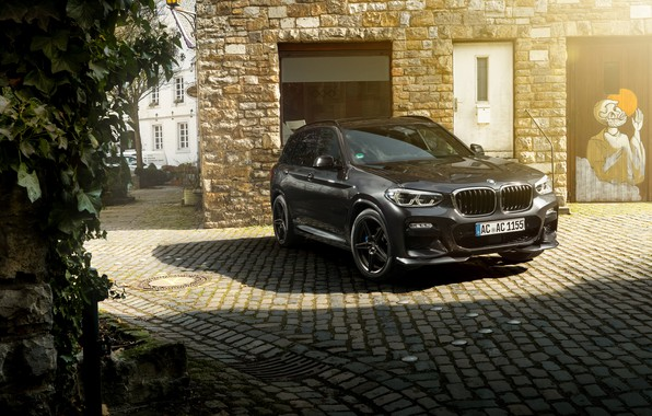Picture 2018, crossover, AC Schnitzer, BMW X3, ACS3