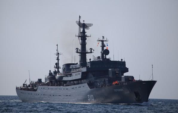 Picture the black sea, Perekop, training ship
