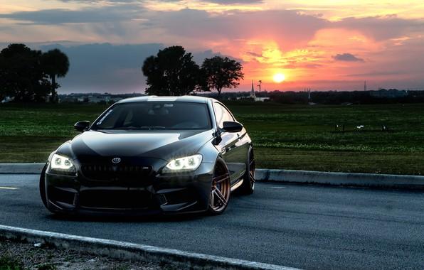 Picture BMW, Black, F13