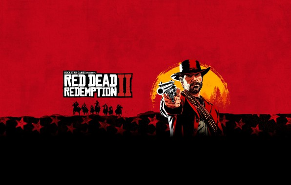 Picture Rockstar Games, Red Dead Redemption 2, Red Dead, Redemption 2