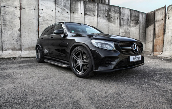 Picture Mercedes-Benz, Mercedes, AMG, crossover, X253, GLC-class