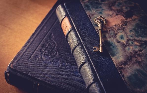 Picture key, book, folio