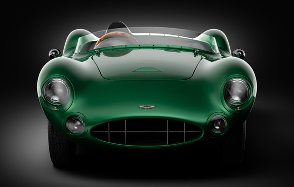 Picture Aston Martin, Sports car, Andreas Ezelius, DBR1