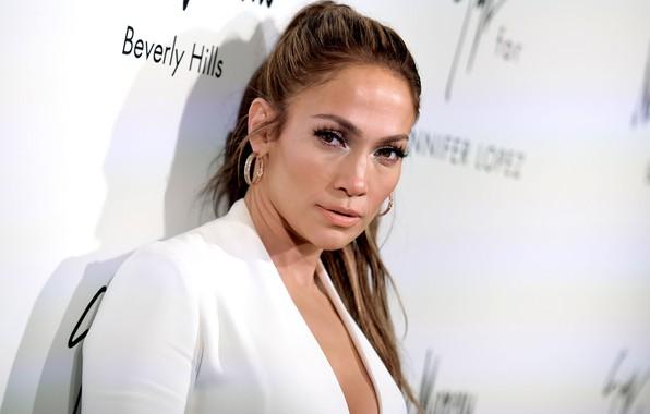 Picture look, pose, makeup, actress, shadows, singer, Jennifer Lopez, hair, Jennifer Lopez, J.Lo, make up