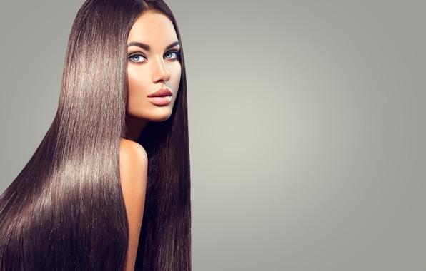 Picture model, pretty, hair