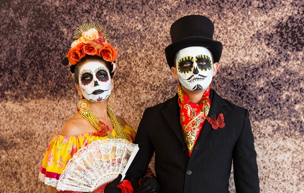 wallpaper dead couple day of the dead images for desktop