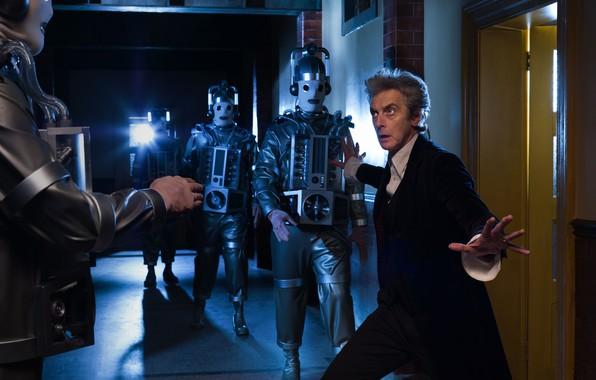 Picture corridor, Doctor Who, Doctor Who, The Cybermen, Peter Capaldi, Peter Capaldi, Cybermen, The Twelfth Doctor, …