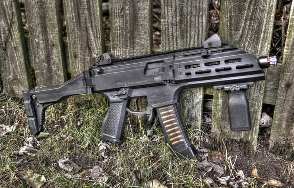 Picture Czech Republic, the gun, CZ Scorpion, EVO 3 S1