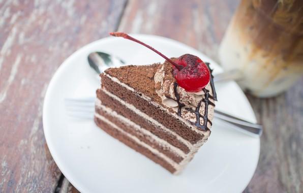 Picture decoration, cake, cream, dessert, chocolate