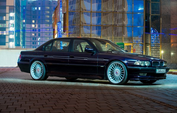 Wallpaper BMW Classic Legend Alpina E Almaty Li Images - Bmw alpina e38