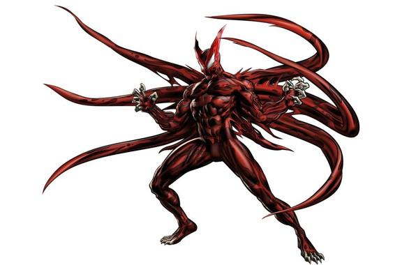 Picture background, Hybrid, hybrid, comics, MARVEL, symbiote, symbiote, Scott Washington