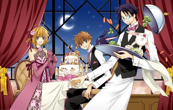 Picture anime, art, characters, xxxholic
