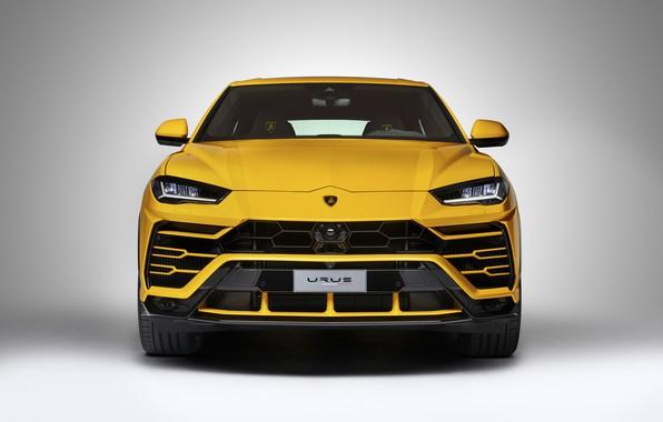 Picture Lamborghini, Light, Yellow, New, Urus, VAG, LED