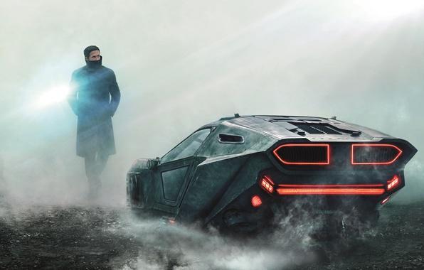 Picture Car, Movie, Ryan Gosling, Blade Runner 2049