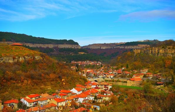 Picture Home, Bridge, Panorama, Roof, Nature, Bridge, Bulgaria, Panorama, Bulgaria