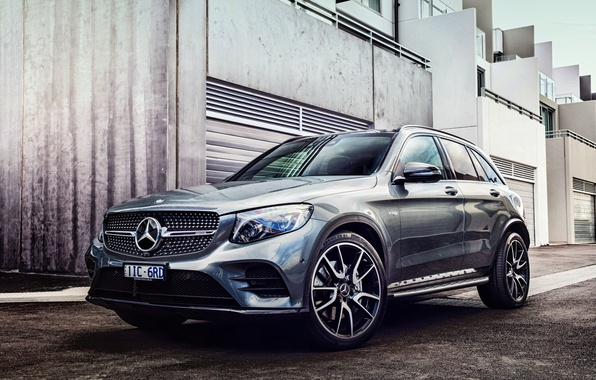 Picture Mercedes, Mercedes, crossover, X253, GLC-class