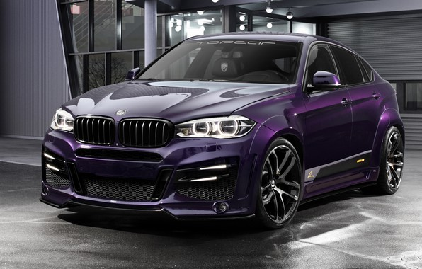 Picture tuning, CLR, BMW X6, crossover, Lumma Design, X6R