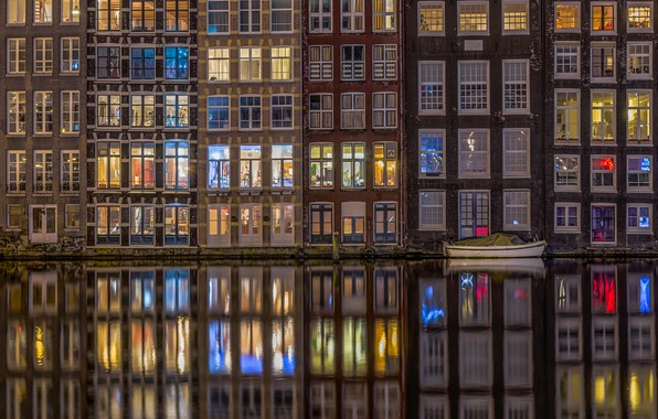 Picture Amsterdam, Netherlands, North Holland