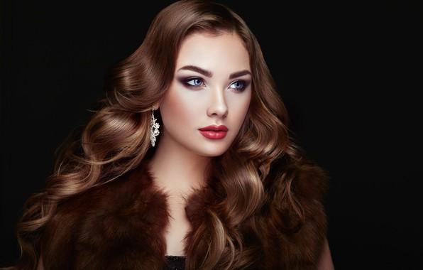 Picture portrait, makeup, Oleg Gekman, Alexander Brocca