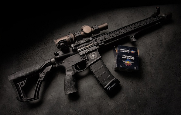 Wallpaper Background, Assault Rifle, Daniel Defense Images