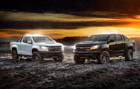 Picture Chevrolet, pickup, Colorado, 2017, ZR2 Crew Cab